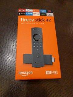 Fire TV Stick 4K設置