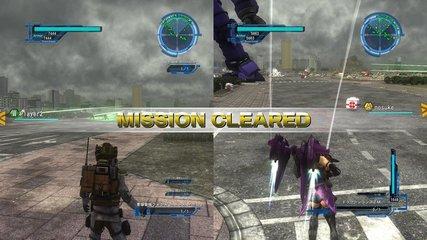 ミッション12 INFクリア
