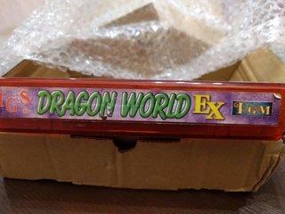 Dragon World EX