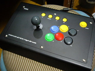 XBOX360の乗っ取りジョイスティックボタン換装後