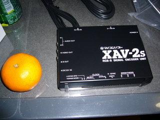 XAV-2s 中身