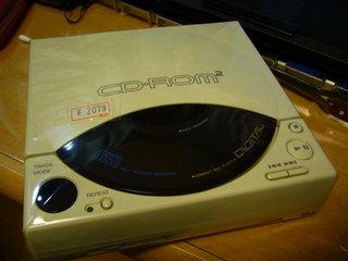 予備のCD-ROM2ドライブ