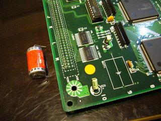 CPS2の内蔵電池外してみた