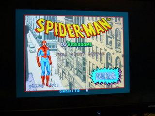 スパイダーマン ザ・ビデオゲーム