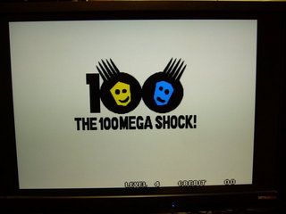 THE 100MEGA SHOCK!