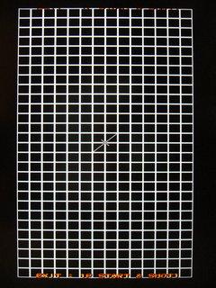 クロスハッチを正方形にしようとすると・・・