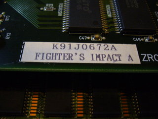 FIGHTER'S IMPACT A