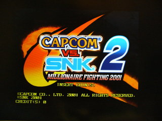 CAPCOM vs. SNK2
