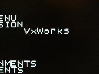 VxWorks?