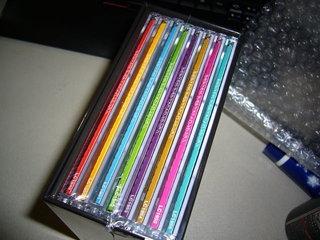 CDいっぱい