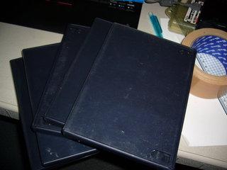 PS2のゲームのケース(だと思う)