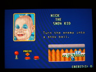NICK THE SNOW KID