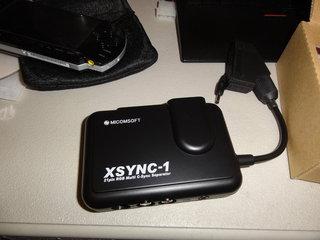 ガワつきのXSYNC-1