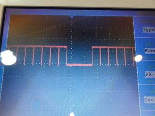 (多分)CPS2の複合同期信号