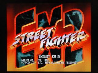 ストリートファイターEX2