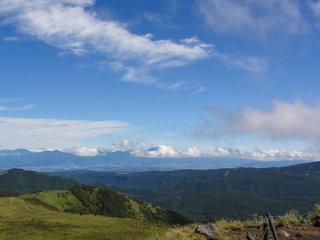 山頂からの景色とか2