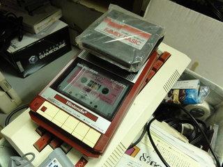 ファミリーベーシック用のテープレコーダー