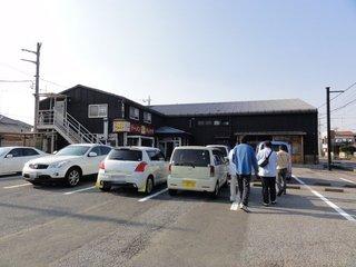UGSF-WESTの倉庫