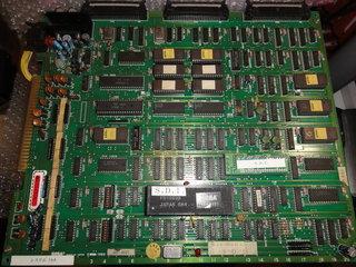 SYSTEM16AのSDIの基板