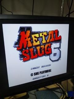 メタルスラッグ6