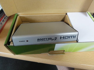 ROOTY HD SP2