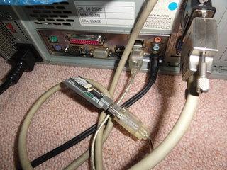 USB延長ケーブルで少し安全に