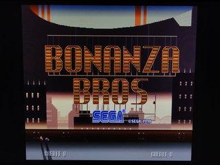 ボナンザブラザーズ (SDカードから起動)