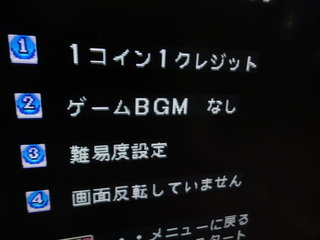 ゲームBGMなんて設定が・・・