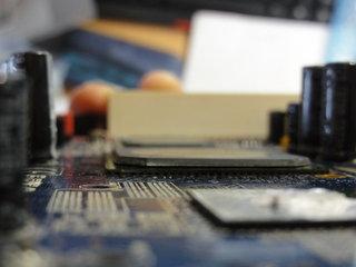 CPUもボロボロw