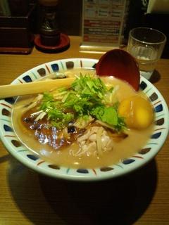 あんかけキノコ麺