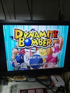 Dynamite Bomber