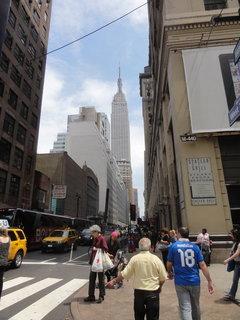 ニューヨークに来てみた