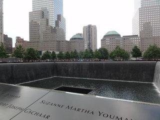 9/11メモリアル