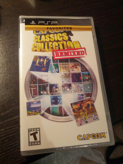 CAPCOM Classic Collection Remixed