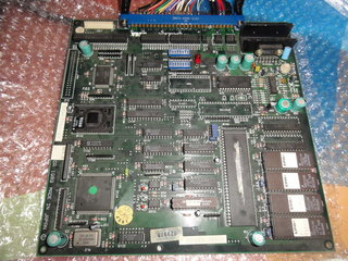 ブロクシード(System C版)の基板