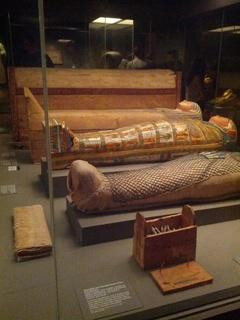 エジプトの棺とか
