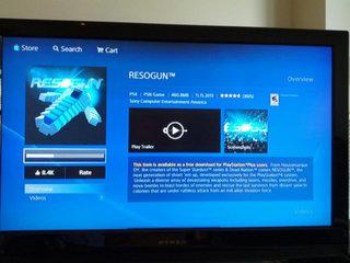 PlayStation Plusでダウンロード