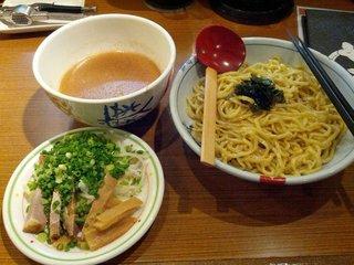 七志のつけ麺